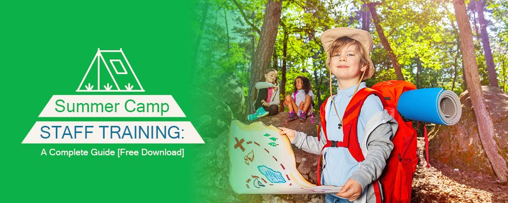 Check out this comprehensive guide to summer camp staff training!